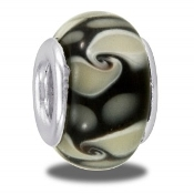 Black and White Bead TRUNK SALE NO FURTHER DISCOUNTS