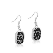 DaVinci Scroll Earrings