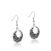 DaVinci Curly Earrings