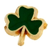 Shamrock Charm For Lockets