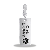 CAT LOVER Drop Dangle For Lockets