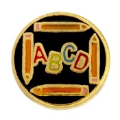 ABCD Education Charm TRUNK SALE, NO FURTHER DISCOUNT