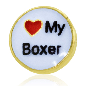 LOVE MY BOXER Charm TRUNK SALE, NO FURTHER DISCOUNT