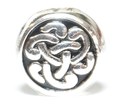 Celtic Knot Silver Bead By Amanda Blu®