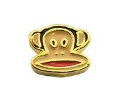 Monkey Charm For Lockets