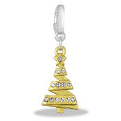 Christmas Tree Drop Accessory by Forever In My Heart® Lockets