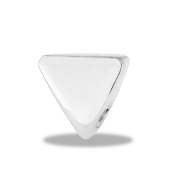 Triangle Spacer Bead for DaVinci Inspirations® Jewelry