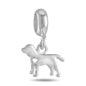 Dog Style #7 Dangle Bead for the DaVinci Collection