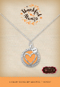 I Am Thankful Forever In My Heart Pre-Designed Locket