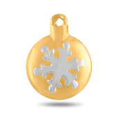 Christmas Ornament Large Charm for Forever in My Heart Lockets