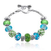 Davinci Toggle Bracelet (Beads Sold Alone)