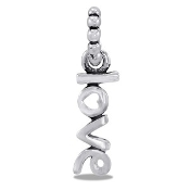 LOVE Dangle Charm - TRUNK SALE, NO FURTHER DISCOUNT