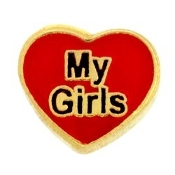 My Girls Charm For Lockets