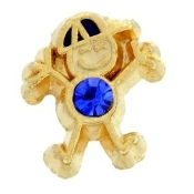 9- September Boy Birthstone Charm For Lockets