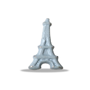 Eiffel Tower (Silver) Charm For Lockets