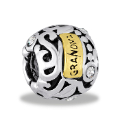 GRANDMA Decorative Orb Bead by DaVinci