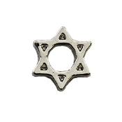Star of David Charm for Lockets