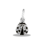 June Bug Crystal Dangle Bead for DaVinci Inspirations® Jewelry