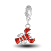 Red Lobster Drop Accessory by Forever In My Heart® Lockets