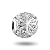 Crystal Decorative Spacer Bead for DaVinci Inspirations® Jewelry