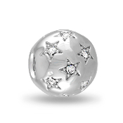 Crystal Star Spacer Bead for DaVinci Inspirations® Jewelry