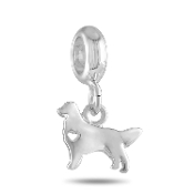 Dog Style #5 Dangle Bead for the DaVinci Collection
