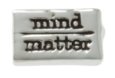 MIND over MATTER Charm for Forever in My Heart Lockets
